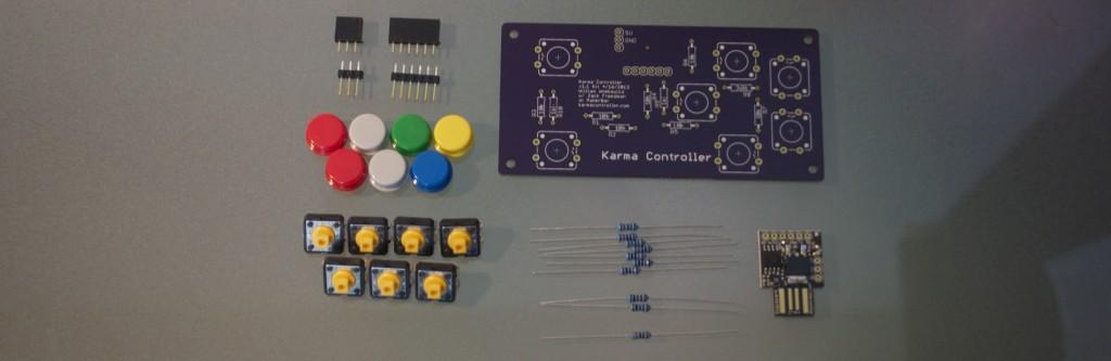 Karma Controller Kit Items