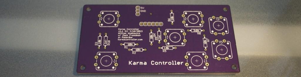 Karma Controller Board